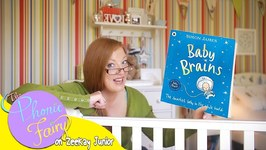 Giveaway Baby Brains  Read By The Phonic Fairy