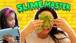 Slime Master Pranks Mommy's Spa Day! New Toy Master