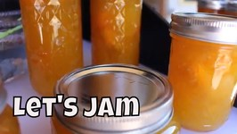 Home Canning Pineapple Apricot Jam