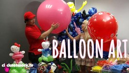 Balloon Art - Xiaxue'S Guide To Life: Ep94