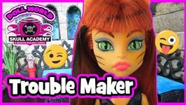 Monster High Doll Series Episodes Skull Academy s2 ep6