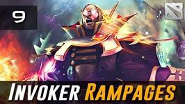 Dota 2 Invoker Rampages Ep. 9