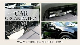 Diy Car Organization Tips & Ideas  Easy Organizing