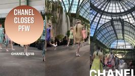 Kaia Gerber Opens Her First Chanel Paris Fashion Show