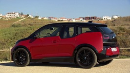 The BMW i3s Exterior Design  On location Lisbon