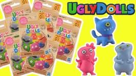Ugly Dolls Movie Blind Bag Toys Opening!! Moxy, Ugly Dog, and Babo