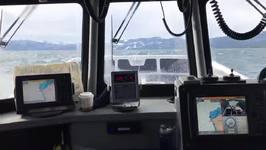 Marine Police Get Bumpy Ride on Lake Tahoe Ahead of Winter Storm