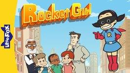 Rocket Girl - Sing-alongs - Animated Songs for Kids