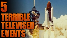 5 Terrible Events That Were TELEVISED - CAUGHT ON CAMERA