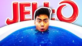 JELLO BATH CHALLENGE