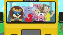 Wheels on the Bus Song for Children