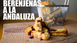 Berenjenas A La Andaluza, Especial Para Celiacos Y