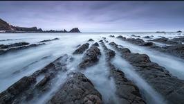 What is Fine Art Landscape Photography - Hartland Quay