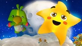 Twinkle Twinkle Little Star - English Song for Kids