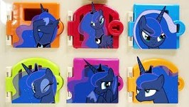 Princess Luna Trapped Doors with Celestia Spitfire and Surprises