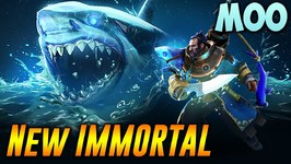 KUNKKA NEW IMMORTAL 2017 Game Moo Dota 2