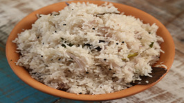 Coconut Milk Rice Recipe - Popular South Indian Recipe - Masala Trails