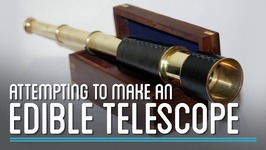 Can You Make an Edible Telescope?  How to Make Everything: Telescope