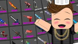 I GOT EVERY GODLY IN THE GAME Roblox Murder Mystery 2