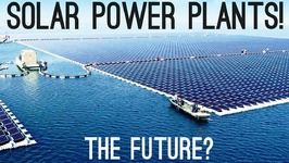 Solar Power Plants - The Next Big Thing