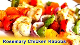 Rosemary Chicken Kabobs