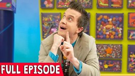 Marvellous Messy Creature - Episode 10 - Full Episode - Mister Maker Comes To Town