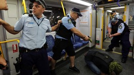 Late-Night Anti-Terror Exercise Conducted Inside Sydney Central Railway Station