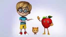 Fruit Apple  Children Learning Songs and Original Songs for Kids