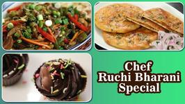 Chef Ruchi Bharani Special