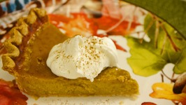 Game On! How to make the Ultimate Pumpkin Pie