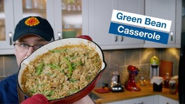 Green Bean Casserole From Scratch So Amazing