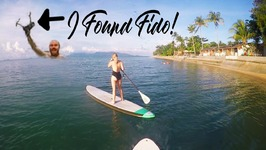 I Found the Drone But, what about the footage - Koh Samui Travel Vlog