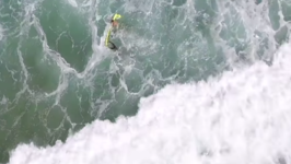 Teenagers Caught in Rip Rescued by Lifesaving Drone