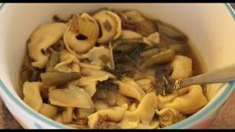 Soup/Sausage Tortellini Soup