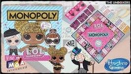 Monopoly LOL Surprise Edition