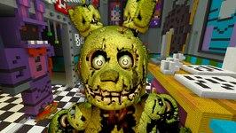 Minecraft Xbox - Five Nights At Freddy's - Five Nights World