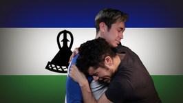 Flag Friday Lesotho