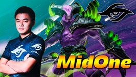 MidOne Faceless Void - TOP 2 WORLD-  Dota 2