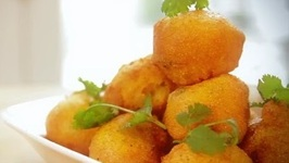Chile and Cheese Fritters