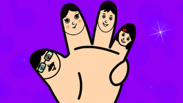 Finger Family- Popular Nursery Rhymes