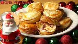 Christmas Ham And Cheese Pies