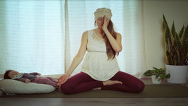 Right Nostril Breathing For ENERGY - Kundalini Yoga