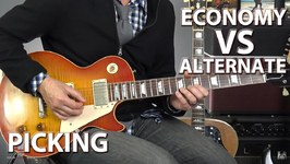 Alternate Picking Vs Economy Picking - Which Is Better