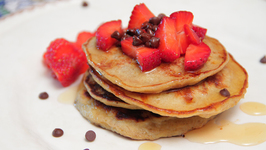 Healthy Pancakes - Perfect Breakfast Recipe - My Recipe Book By Tarika Singh