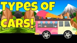 Vehicles - Learning the Names and Sounds of Vehicles for Preschoolers and Toddlers