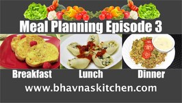 Meal Planning Episode 3 / Breakfast- French Toast, Lunch- Pasta Shells, Dinner- Quinoa Oat Stew