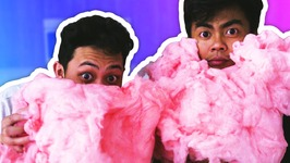 DIY How To Make GIANT COTTON CANDY
