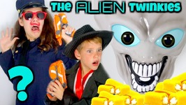 Alien Abduction vs Detective Donut The Couterfeit Twinkies Case Hope And Noah