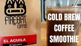Cold Brew Coffee Smoothie