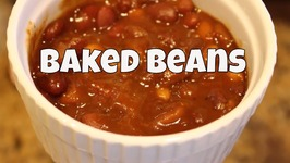 Home Canned Pantry Baked Beans